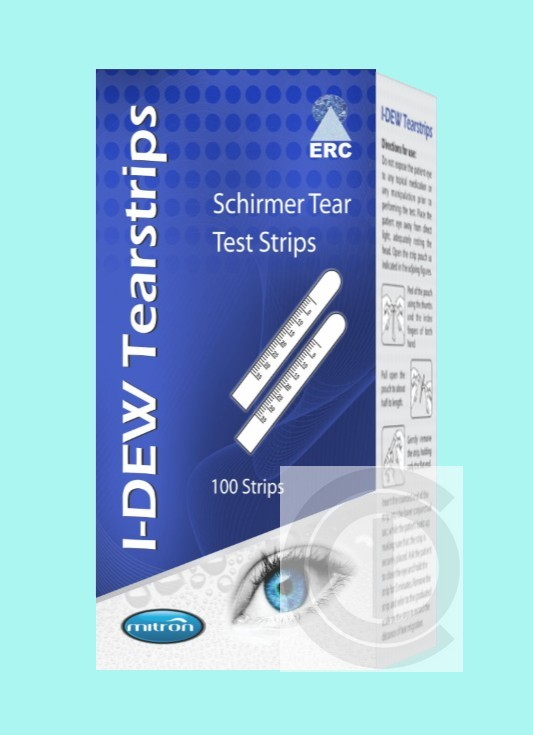 I-DEW SCHIRMER TEAR TEST