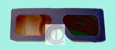 OCCHIALINO COI FILTRI R/V cartoncino