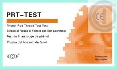 PRT TEST ROSSO FENOLO
