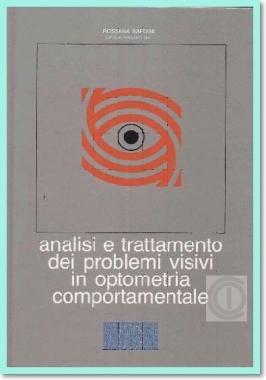 ANALISI TRATTAMENTO PROBLEMI VISIVI - R. Bardini